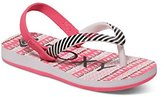 Roxy TW Pebbles V Beach Sandal (Toddler)