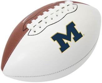 Nike Michigan Wolverines Autographic Football