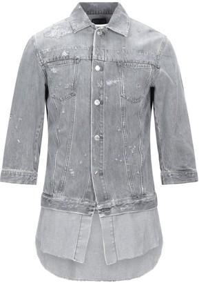 Overcome Denim outerwear