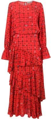 Preen Line Amina floral vine dress
