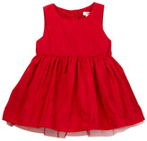 Joe Fresh Taffeta Dress (Baby Girls)