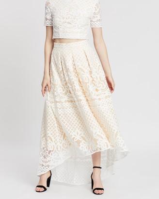 Lover Libra Lace Skirt