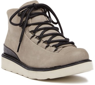 Blackstone Leather Lace-Up Boot