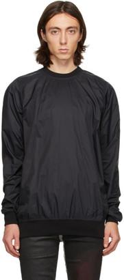 Rick Owens Black Banana Bomber T-Shirt