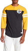 Mitchell & Ness Pittsburg Steelers Henley