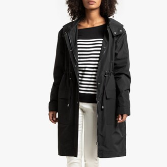 La Redoute Collections Recycled Lightweight Parka with Hood