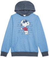 JEM Boys' Peanuts Snoopy Hoodie