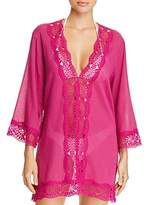LaBlanca La Blanca Island Fare Tunic Swim Cover-Up