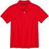 Arizona 100 Short Sleeve Polo Shirt - Big Kid Boys Husky