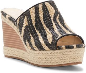 Jessica Simpson Monrah Wedge Slide Sandal