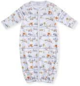 Kissy Kissy City Demo Convertible Pima Gown, Size Newborn-Small
