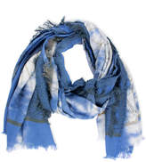 Saachi Tie Dye Multi Way Scarf