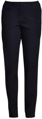 Lafayette 148 New York, Plus Size Wooster Five-Pocket Jeans