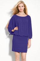 Open Sleeve Jersey Dress