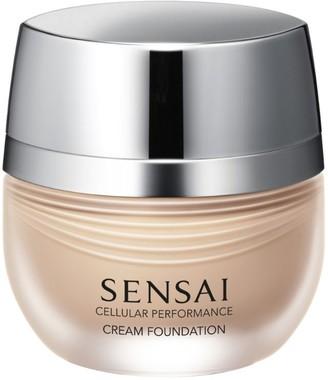 BEIGE Sensai Sensai Cellular Performance Cream Foundation Cf11 Creamy