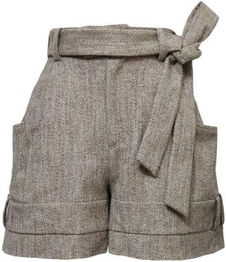 Ariak Belt Loop Detail Short Trousers