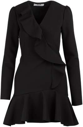 MSGM Ruffled dress