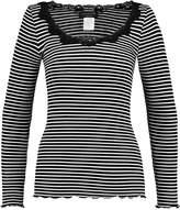 Rosemunde Long sleeved top black