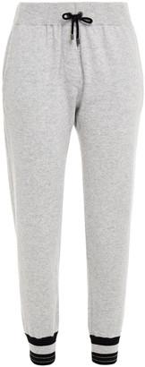 Brunello Cucinelli Melange Cashmere Track Pants