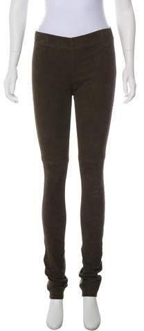 e191a607e1 Leather Pants Joseph - ShopStyle