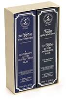 Taylor of Old Bond Street Mr Taylor Shave Cream + Luxury Aftershave Balm Gift Box