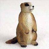 Mini A Ture Prairie Dog Miniature Figurine