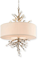 John-Richard Collection Budding Crystal 4-Light Pendant