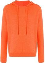 Lanvin fine knit hoodie