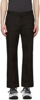 Perks And Mini Black P.a.mtopia Chino Trousers