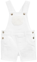 First Impressions Denim Overall, Baby Girls (0-24 months), Created for Macy's
