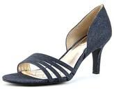 Alfani Giorjah Open-toe Canvas Heels.