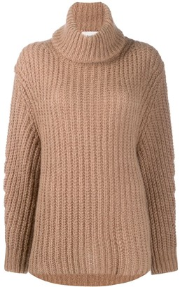 BA&SH Emera roll-neck jumper