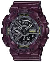 G-Shock Women's GMA-S110MC-6ACR Purple Watch
