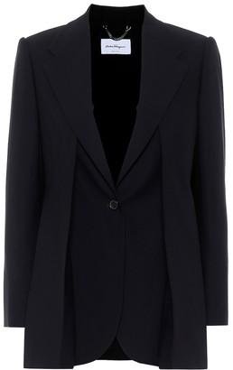 Salvatore Ferragamo Wool blazer