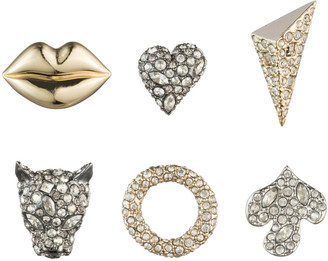 Alexis Bittar Jada Stud Earring Set