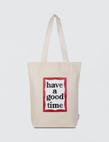 Have A Good Time Frame Tote Bag