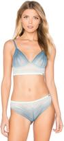 Calvin Klein Underwear Ombre Triangle Bra