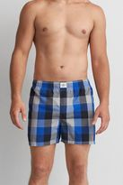 American Eagle Outfitters AE Plaid Buffalo Check Boxer
