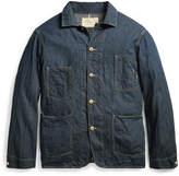 Ralph Lauren Cotton-linen Engineer Coat