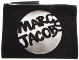 Marc Jacobs Cotton Clutch With Logo