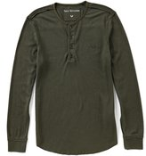 True Religion Long-Sleeve Thermal Henley