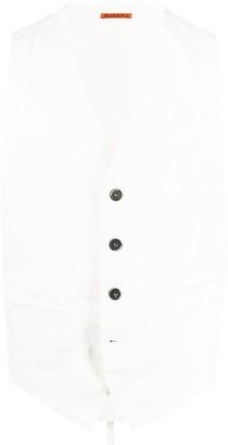Barena Plain Buttoned Waistcoat