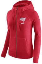 Nike Women's Tampa Bay Buccaneers Gym Vintage Full-Zip Hoodie
