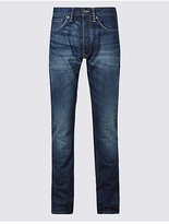M&S Collection Slim Fit American Selvedge Jeans