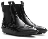 Balenciaga Patent leather ankle boots