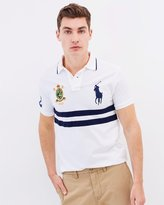 Polo Ralph Lauren SS Custom Embroidered Polo