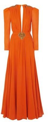 Dundas Long dress