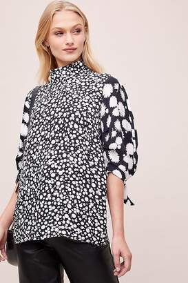 Paper London Mixed-Floral Top
