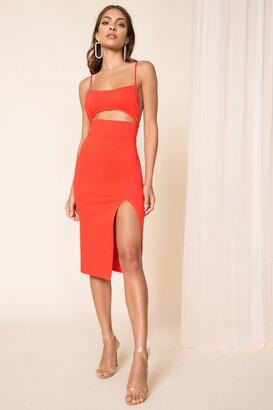 superdown Trista Cut Out Dress