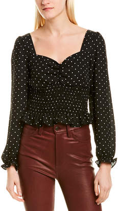 DNT Dnt Sweetheart Blouse